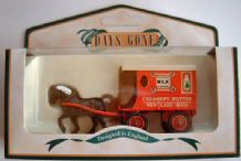 DG003021 HORSE DRAWN FLOAT,UNITED DAIRIES